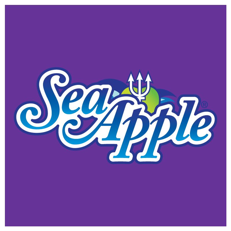 Logo Design by Number-Eight-Design - Entry No. 127 in the Logo Design Contest Sea Apple logo.