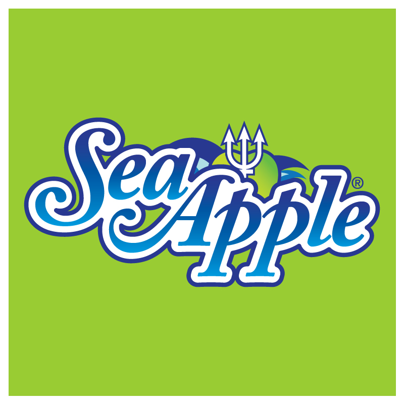 Logo Design by Number-Eight-Design - Entry No. 128 in the Logo Design Contest Sea Apple logo.