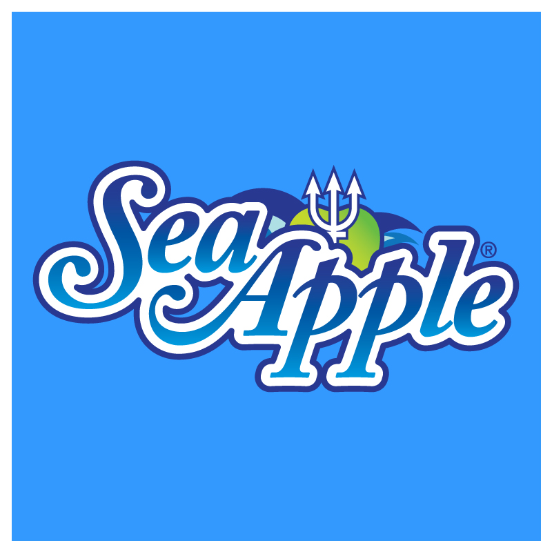 Logo Design by Number-Eight-Design - Entry No. 129 in the Logo Design Contest Sea Apple logo.