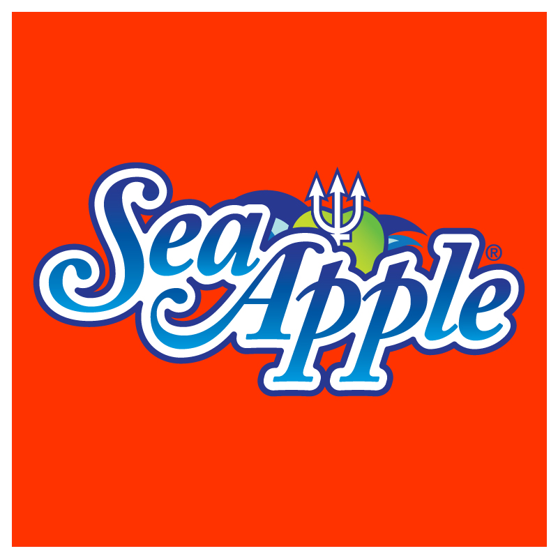 Logo Design by Number-Eight-Design - Entry No. 130 in the Logo Design Contest Sea Apple logo.