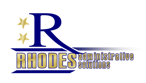 Logo Design by Michael Shaw - Entry No. 30 in the Logo Design Contest Rhodes Administrative Solutions.