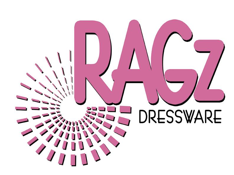 Logo Design by MindWinder-Studios - Entry No. 17 in the Logo Design Contest Ragz Dressware.