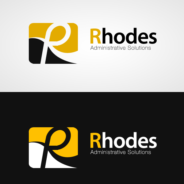 Logo Design by liboy - Entry No. 36 in the Logo Design Contest Rhodes Administrative Solutions.