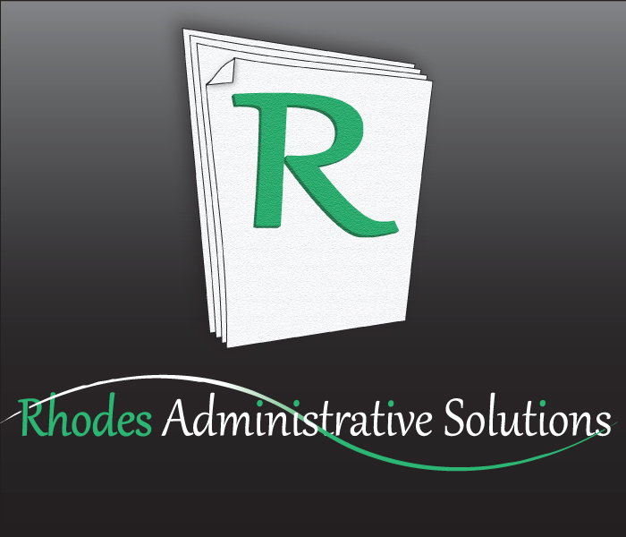 Logo Design by Sanjay - Entry No. 38 in the Logo Design Contest Rhodes Administrative Solutions.