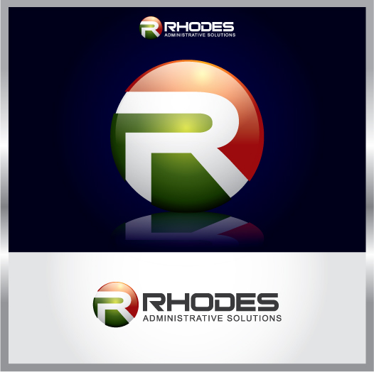 Logo Design by MOX - Entry No. 40 in the Logo Design Contest Rhodes Administrative Solutions.
