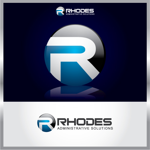 Logo Design by MOX - Entry No. 41 in the Logo Design Contest Rhodes Administrative Solutions.