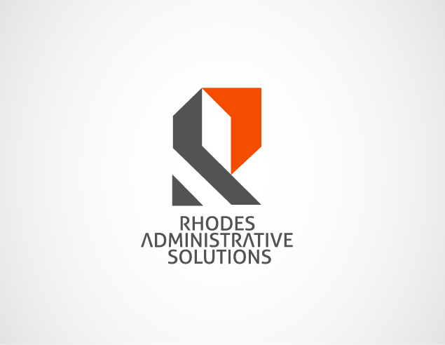 Logo Design by CreaiveSense - Entry No. 42 in the Logo Design Contest Rhodes Administrative Solutions.
