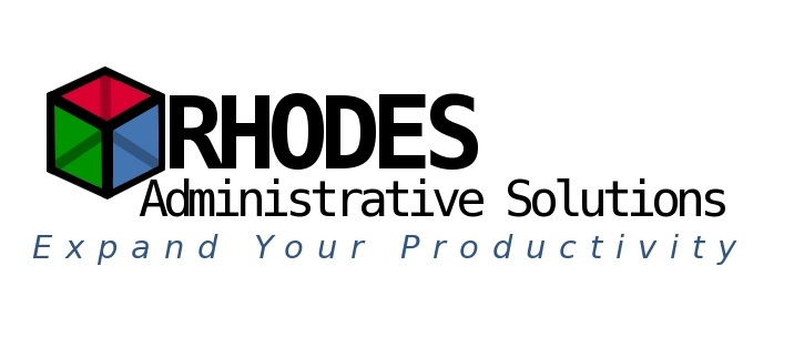 Logo Design by mrstewart26 - Entry No. 49 in the Logo Design Contest Rhodes Administrative Solutions.