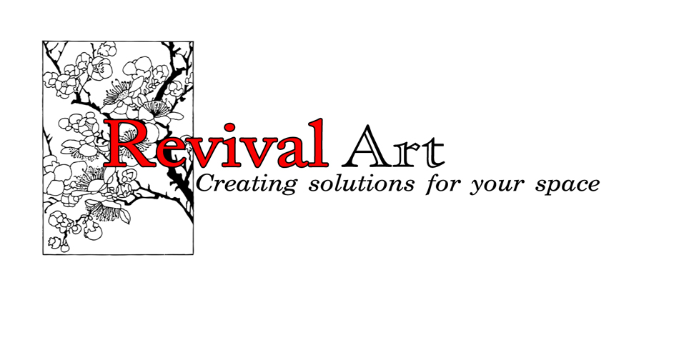 Logo Design by KrystalVisions - Entry No. 103 in the Logo Design Contest Revival Art.