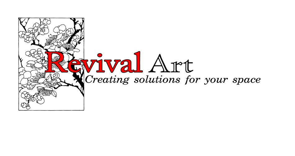 Logo Design by KrystalVisions - Entry No. 103 in the Logo Design Contest Revival Art.