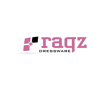 Logo Design by elitedezign - Entry No. 28 in the Logo Design Contest Ragz Dressware.