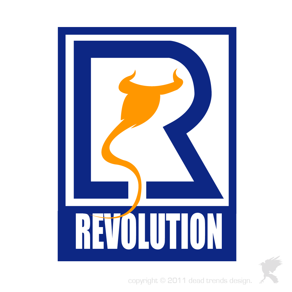Logo Design by deadtrends - Entry No. 7 in the Logo Design Contest Revolution.