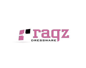 Logo Design by elitedezign - Entry No. 29 in the Logo Design Contest Ragz Dressware.