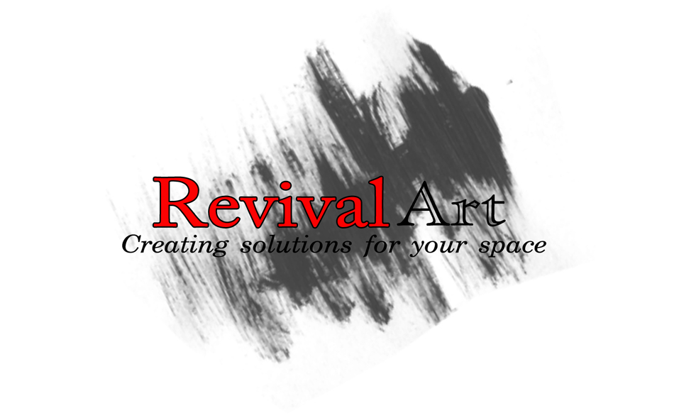 Logo Design by KrystalVisions - Entry No. 104 in the Logo Design Contest Revival Art.