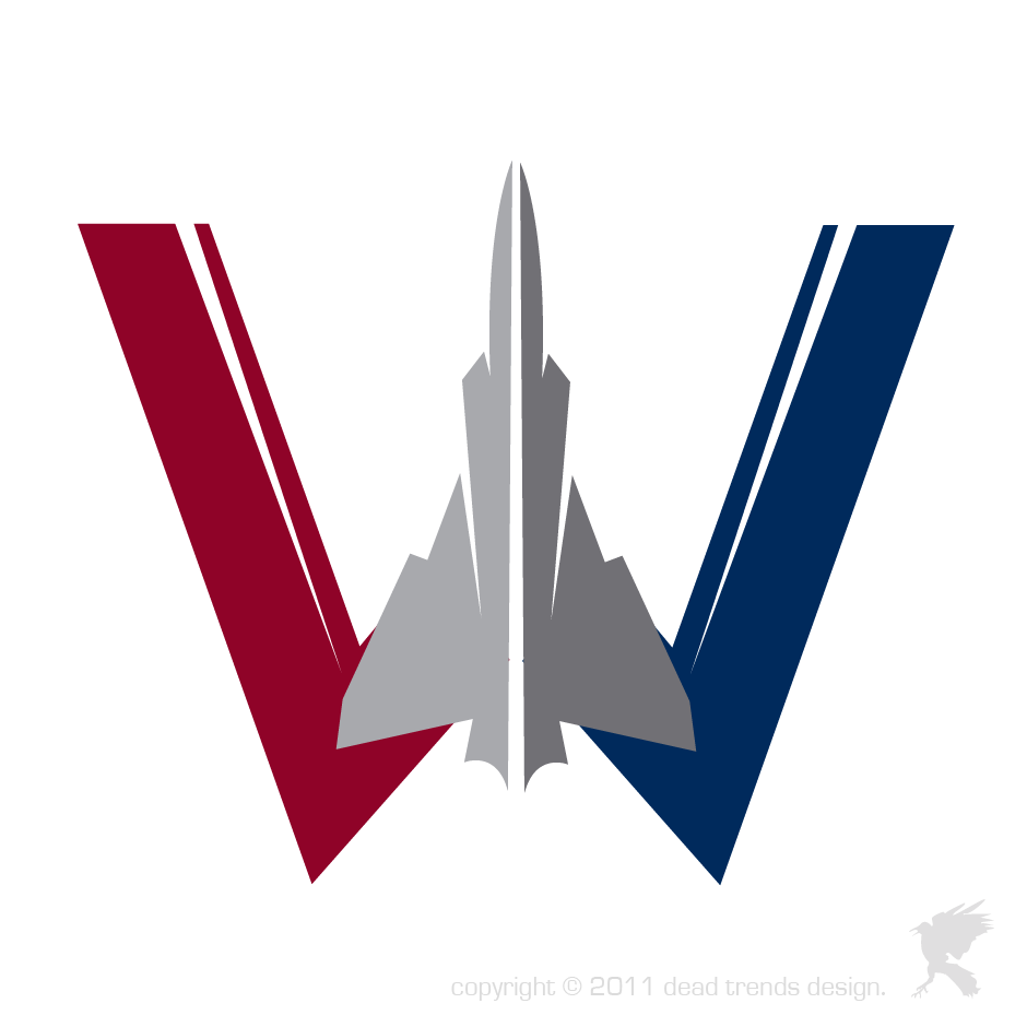 Logo Design by deadtrends - Entry No. 296 in the Logo Design Contest Winnipeg Jets Logo Design Contest.