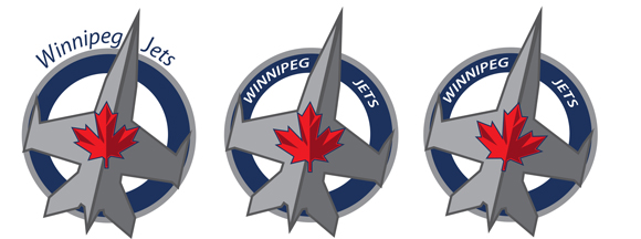Logo Design by Greg Dimler - Entry No. 297 in the Logo Design Contest Winnipeg Jets Logo Design Contest.
