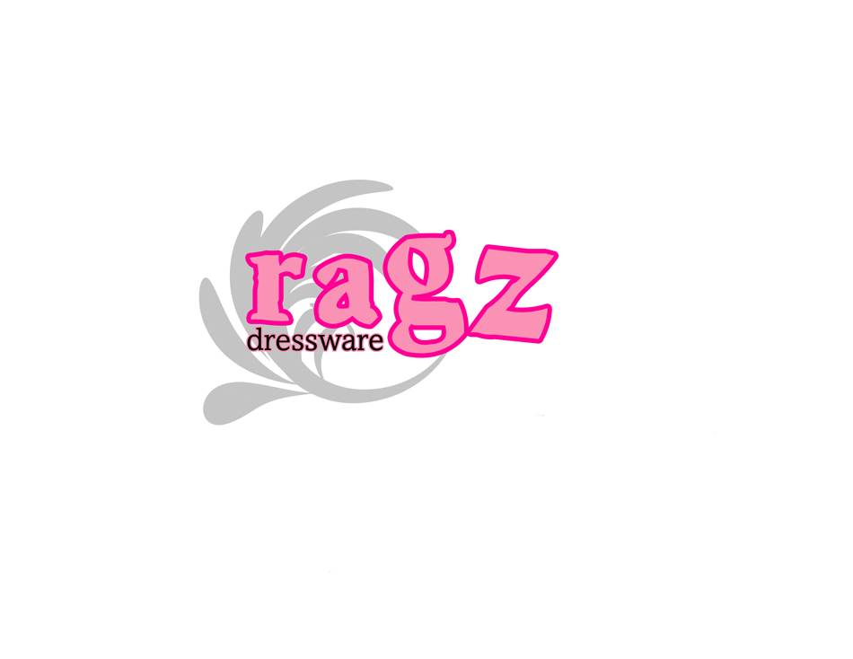 Logo Design by KrystalVisions - Entry No. 30 in the Logo Design Contest Ragz Dressware.