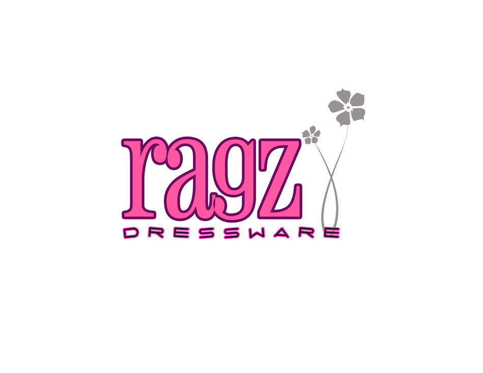 Logo Design by KrystalVisions - Entry No. 31 in the Logo Design Contest Ragz Dressware.