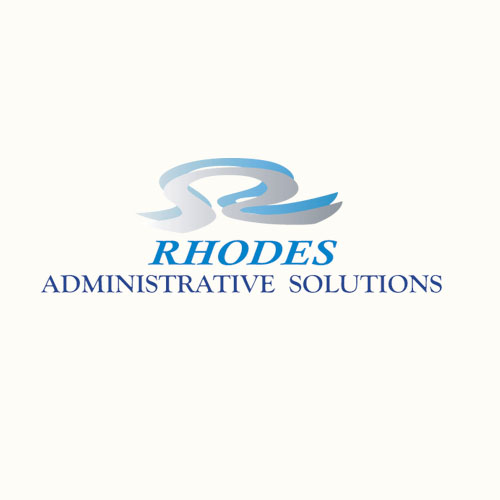Logo Design by rythmx - Entry No. 51 in the Logo Design Contest Rhodes Administrative Solutions.