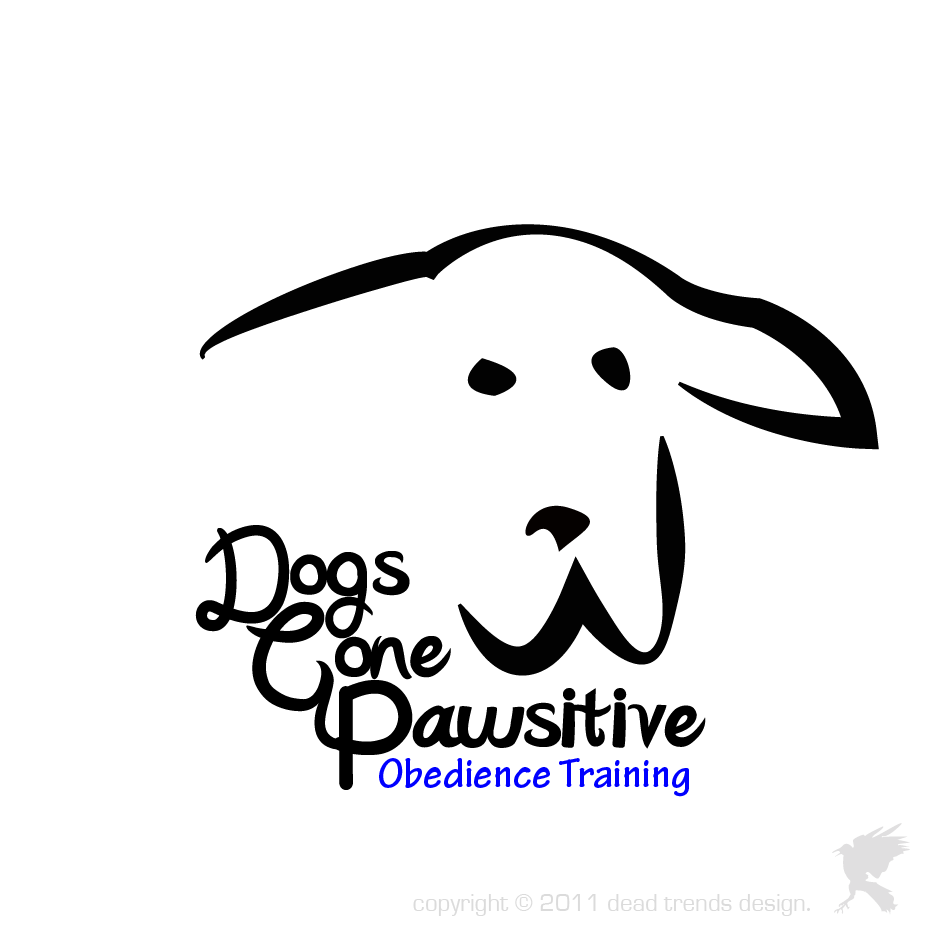 Logo Design by deadtrends - Entry No. 9 in the Logo Design Contest Happy Playful Dog Logo.