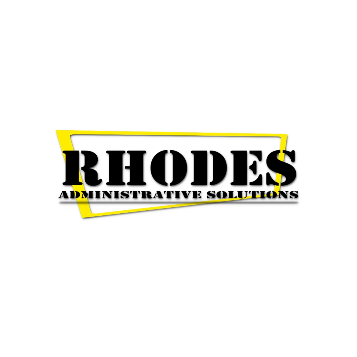 Logo Design by Joseph calunsag Cagaanan - Entry No. 56 in the Logo Design Contest Rhodes Administrative Solutions.