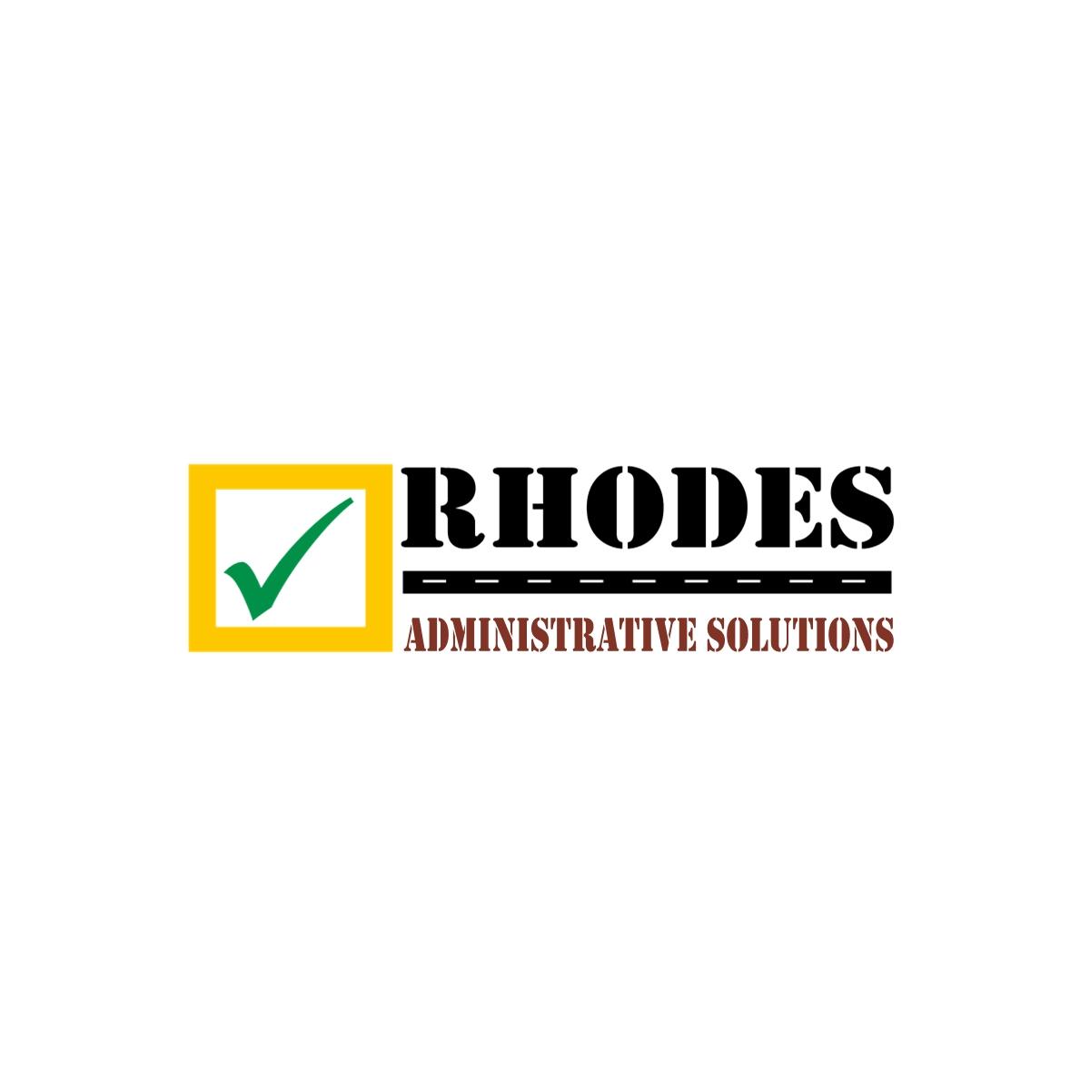 Logo Design by Joseph calunsag Cagaanan - Entry No. 57 in the Logo Design Contest Rhodes Administrative Solutions.