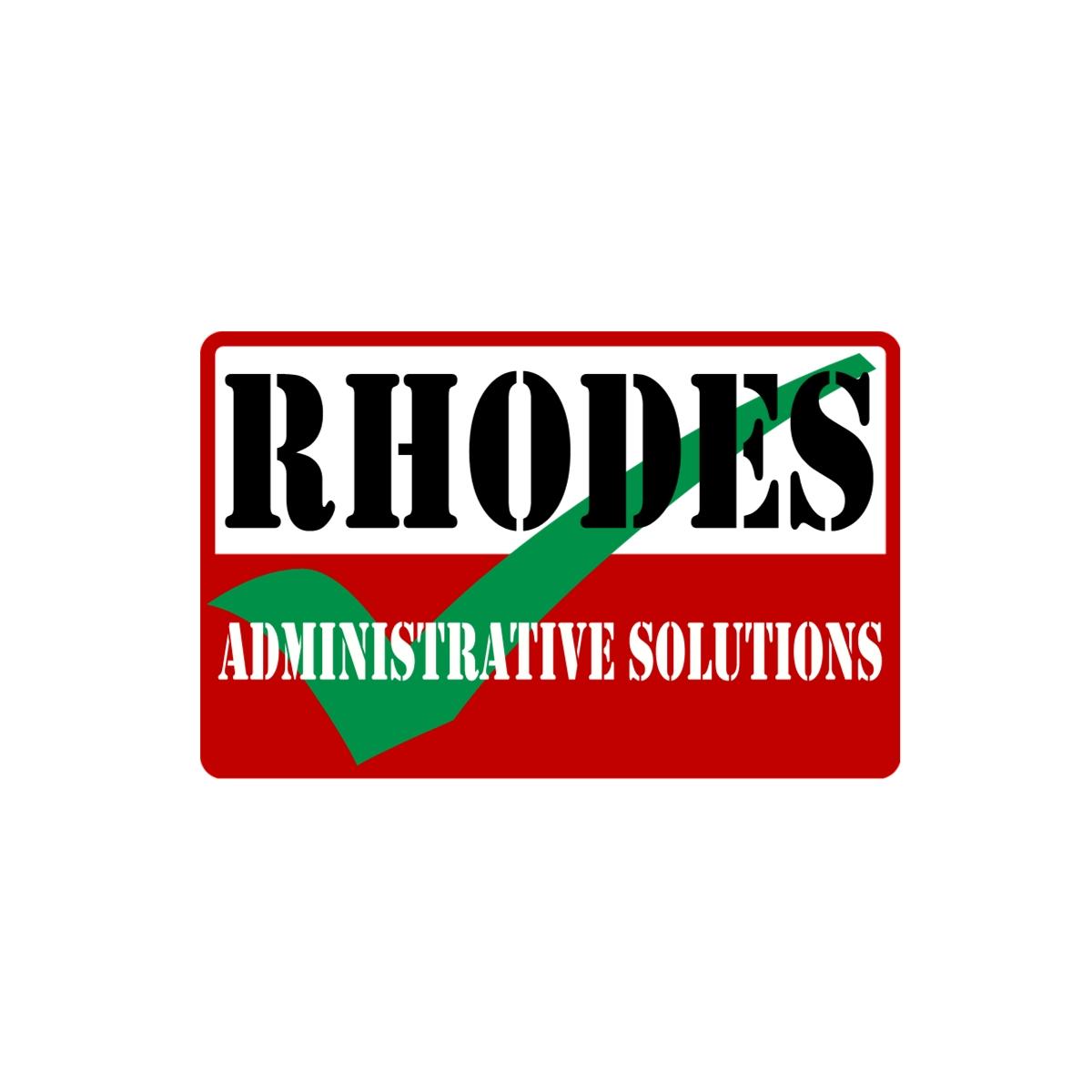 Logo Design by Joseph calunsag Cagaanan - Entry No. 59 in the Logo Design Contest Rhodes Administrative Solutions.