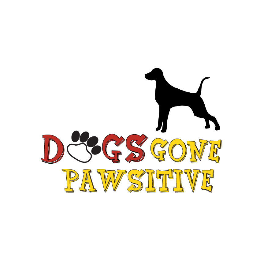 Logo Design by Private User - Entry No. 15 in the Logo Design Contest Happy Playful Dog Logo.