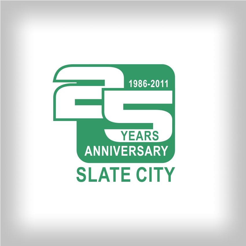 Logo Design by martinz - Entry No. 4 in the Logo Design Contest 25th Anniversary Logo Contest.
