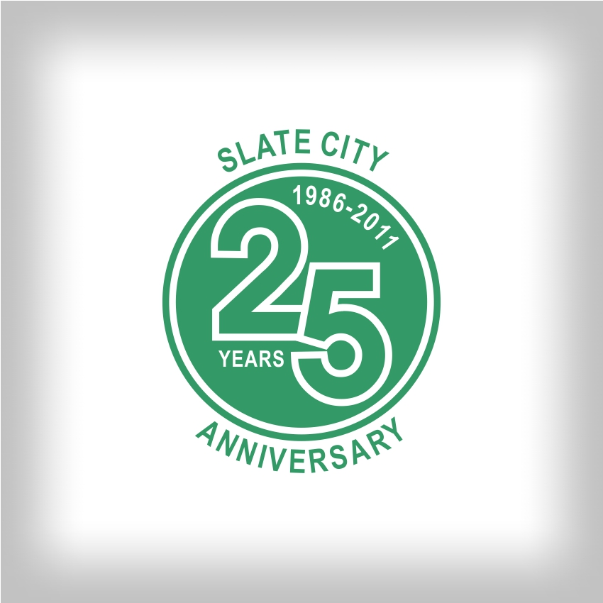Logo Design by martinz - Entry No. 5 in the Logo Design Contest 25th Anniversary Logo Contest.