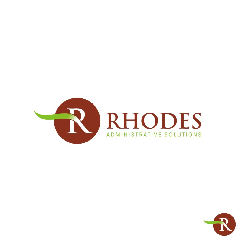 Logo Design by Private User - Entry No. 62 in the Logo Design Contest Rhodes Administrative Solutions.
