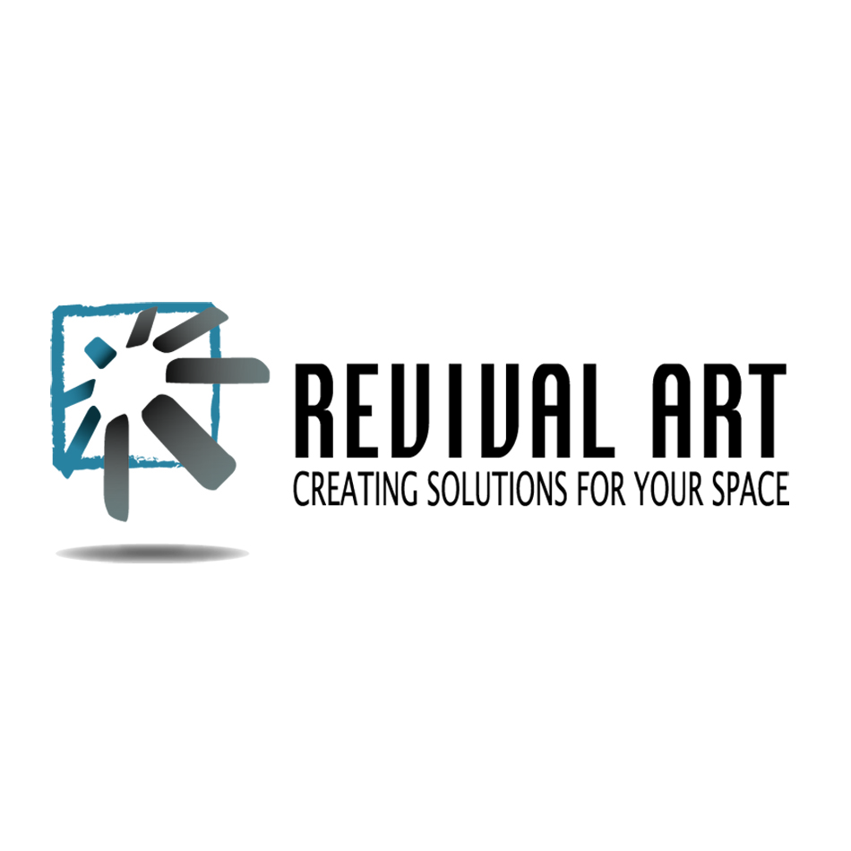 Logo Design by Mad_design - Entry No. 113 in the Logo Design Contest Revival Art.
