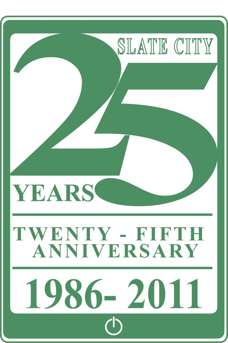 Logo Design by LLP7 - Entry No. 9 in the Logo Design Contest 25th Anniversary Logo Contest.