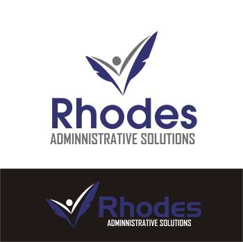 Logo Design by kirmis - Entry No. 63 in the Logo Design Contest Rhodes Administrative Solutions.