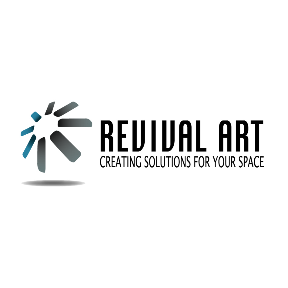 Logo Design by Mad_design - Entry No. 114 in the Logo Design Contest Revival Art.
