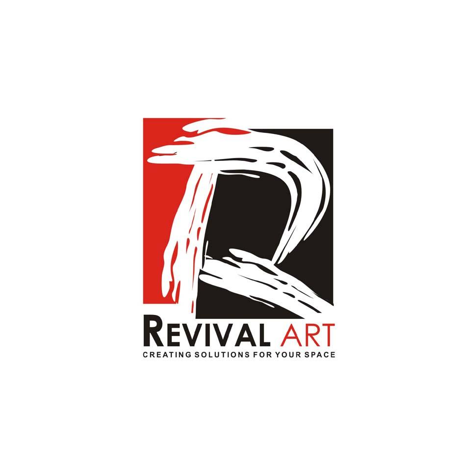 Logo Design by Heru budi Santoso - Entry No. 115 in the Logo Design Contest Revival Art.
