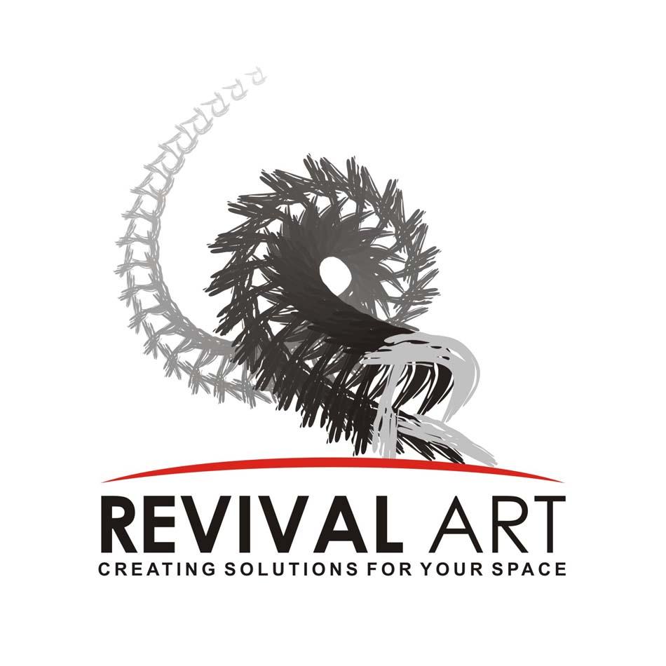 Logo Design by Heru budi Santoso - Entry No. 116 in the Logo Design Contest Revival Art.