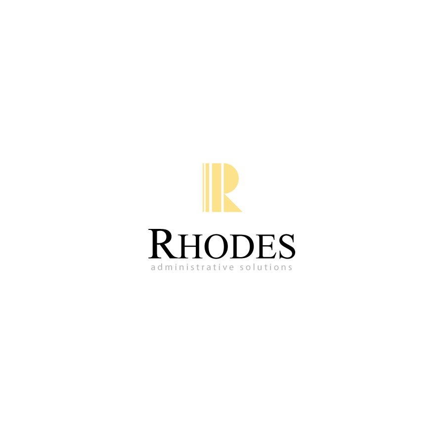Logo Design by zesthar - Entry No. 66 in the Logo Design Contest Rhodes Administrative Solutions.