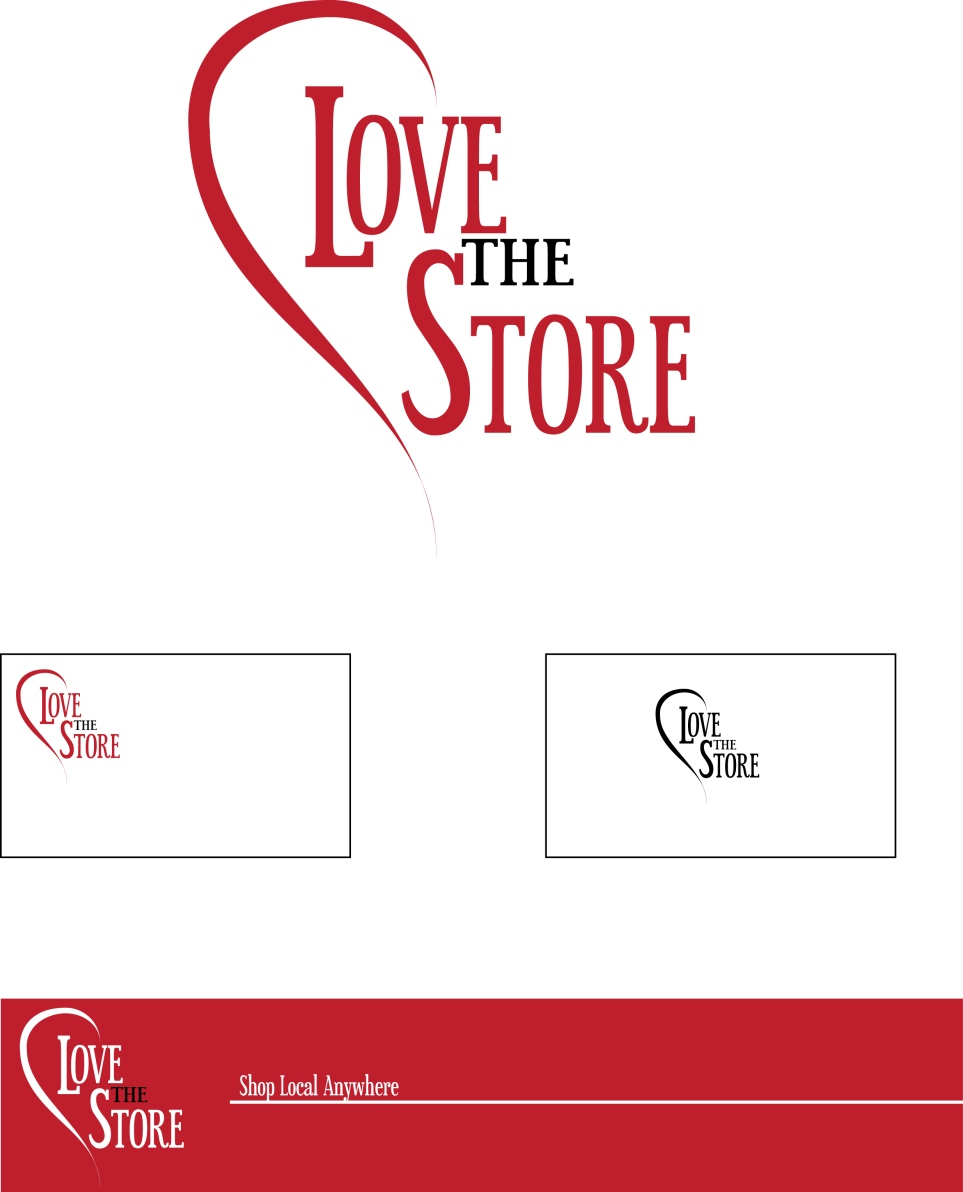 Logo Design by LLP7 - Entry No. 2 in the Logo Design Contest Logo for online retail aggregator website.