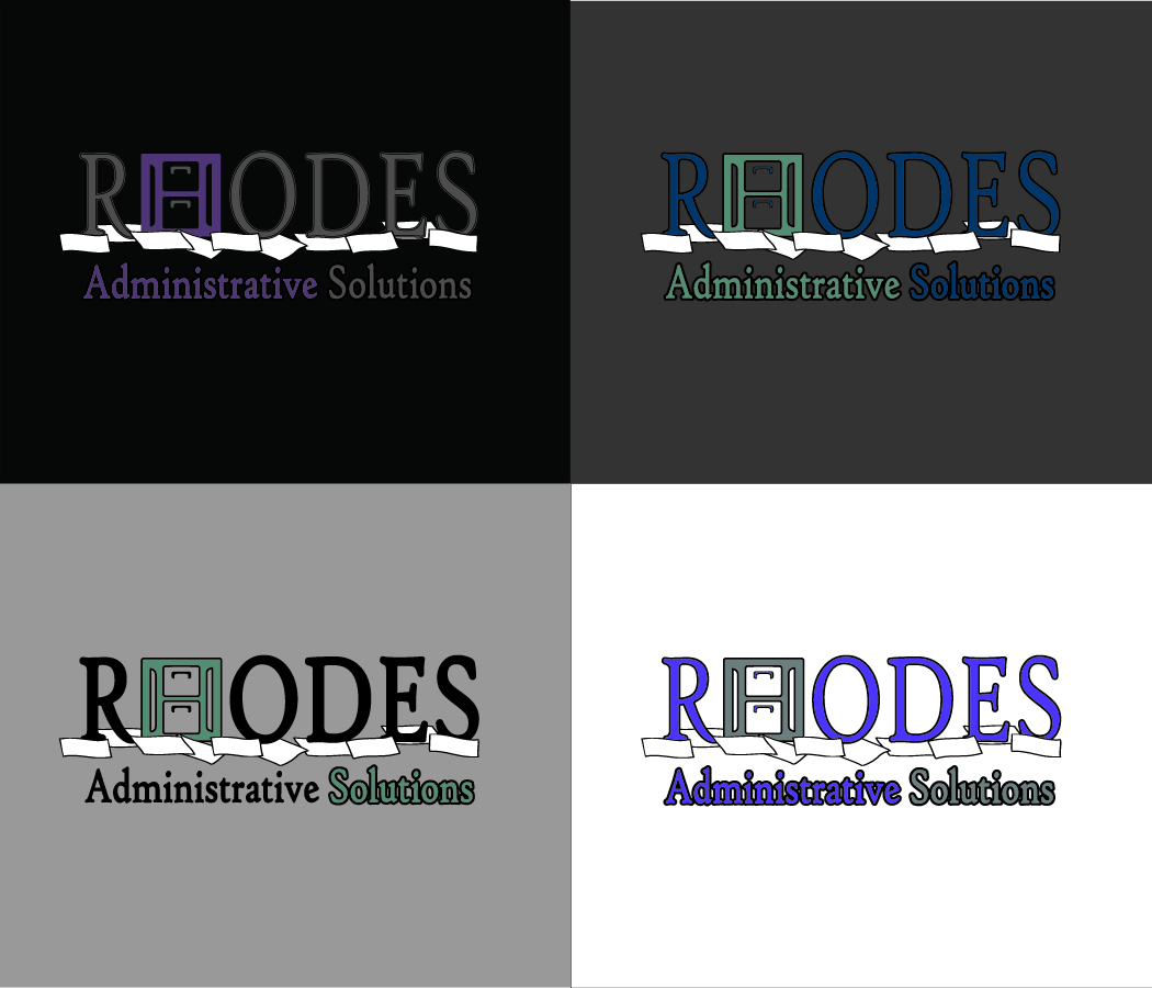 Logo Design by Sanjay - Entry No. 75 in the Logo Design Contest Rhodes Administrative Solutions.