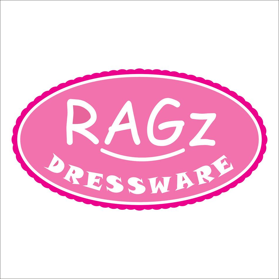 Logo Design by martinz - Entry No. 35 in the Logo Design Contest Ragz Dressware.