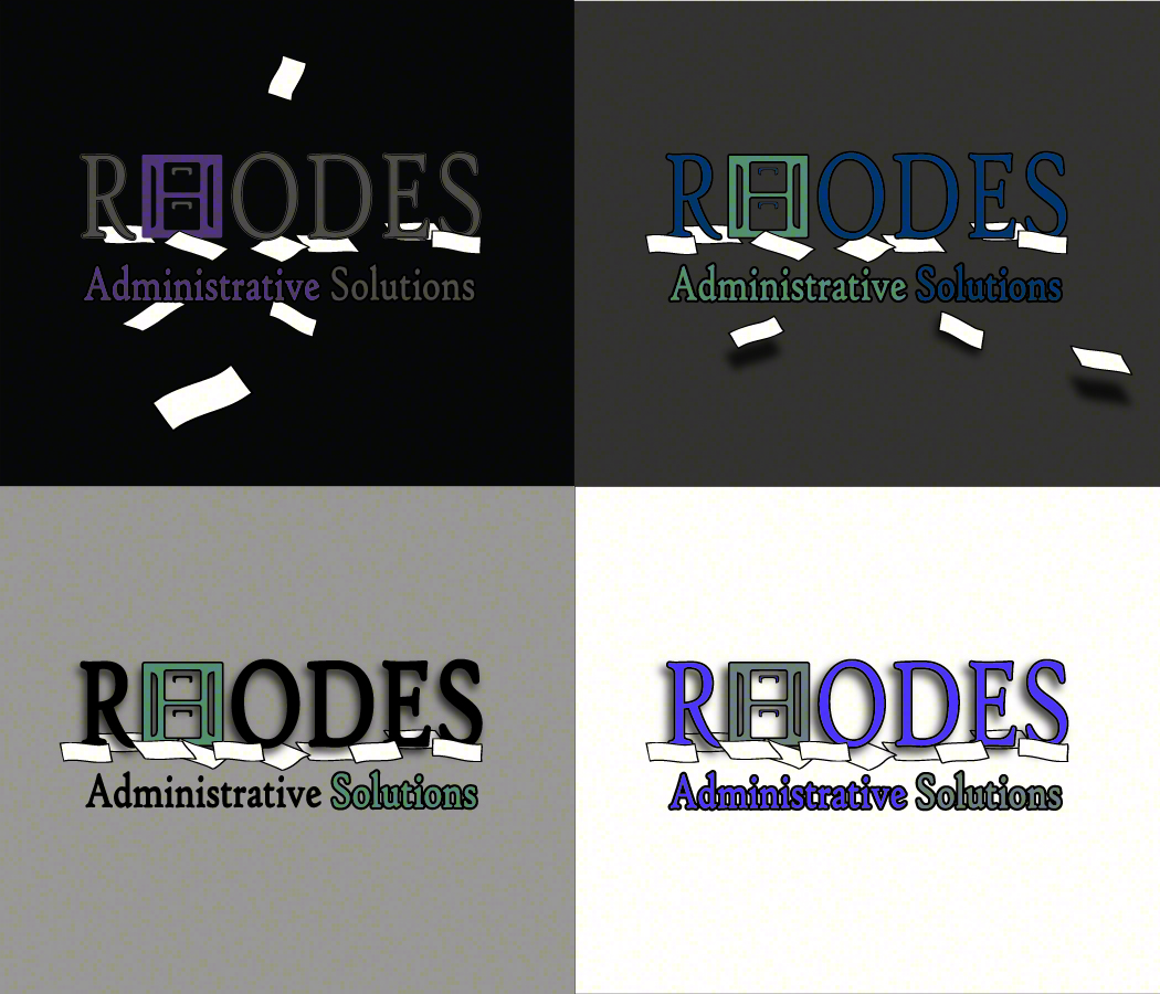 Logo Design by Sanjay - Entry No. 77 in the Logo Design Contest Rhodes Administrative Solutions.