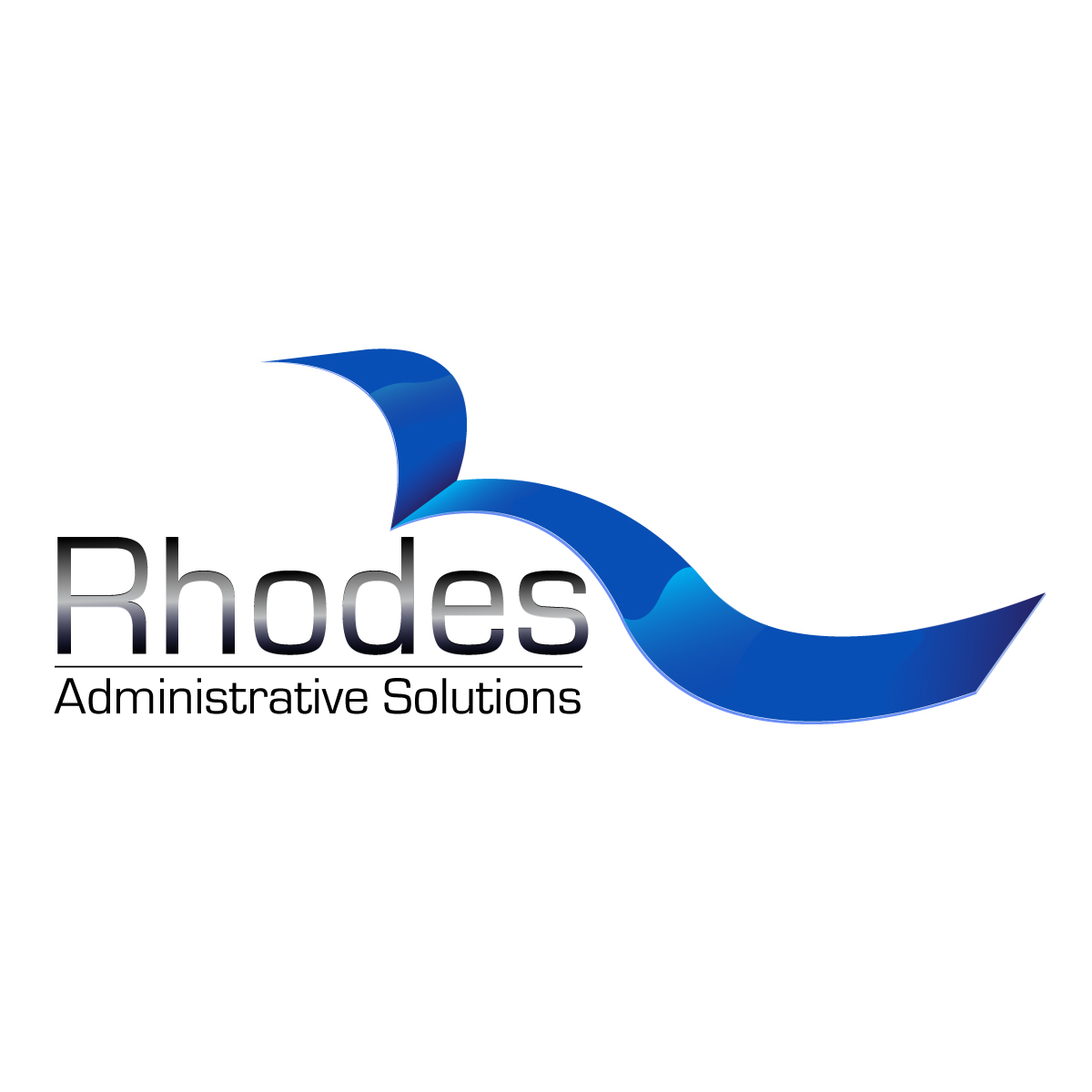 Logo Design by storm - Entry No. 79 in the Logo Design Contest Rhodes Administrative Solutions.