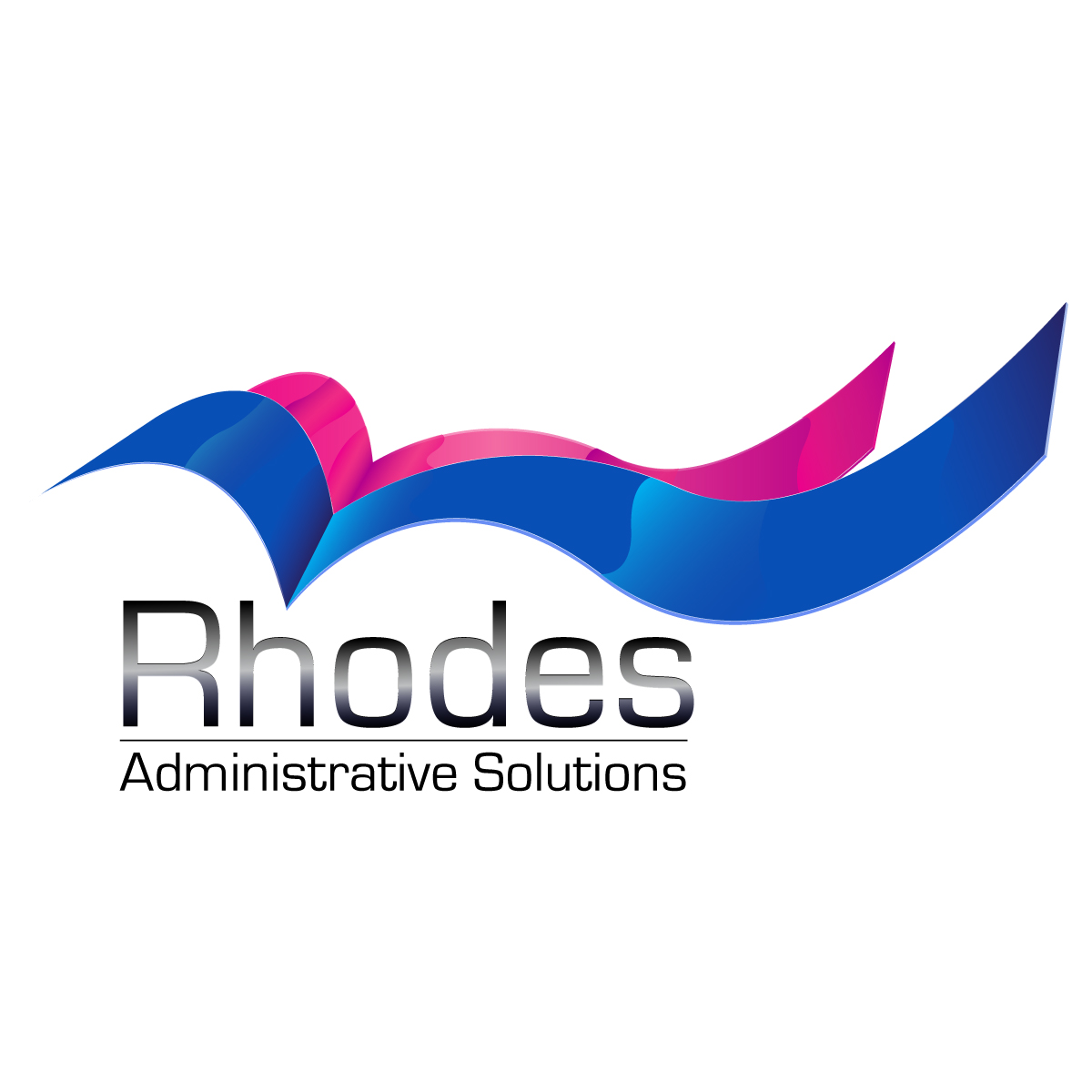 Logo Design by storm - Entry No. 81 in the Logo Design Contest Rhodes Administrative Solutions.