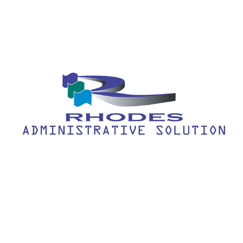Logo Design by rythmx - Entry No. 83 in the Logo Design Contest Rhodes Administrative Solutions.