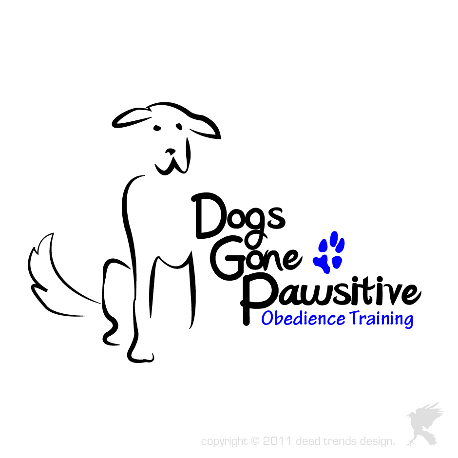 Logo Design by deadtrends - Entry No. 21 in the Logo Design Contest Happy Playful Dog Logo.