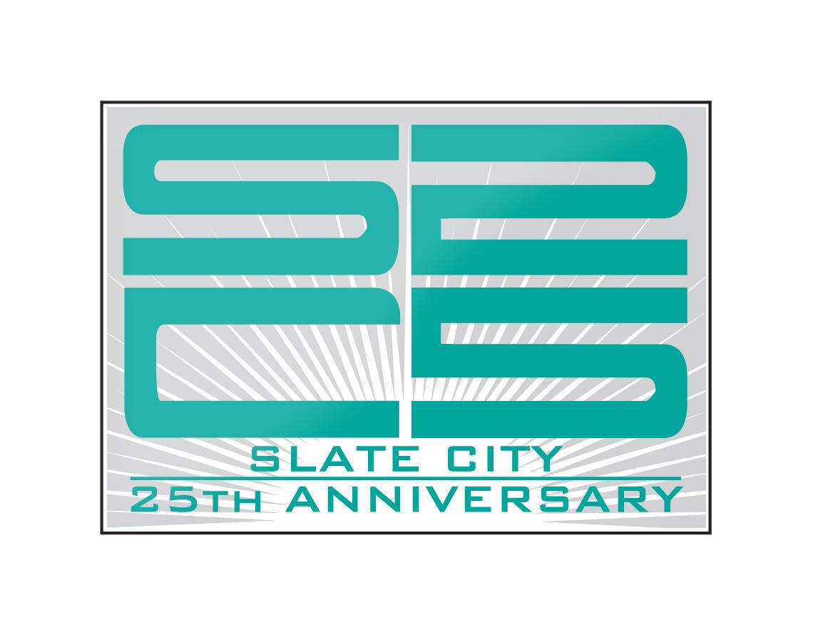 Logo Design by harleydontsurf - Entry No. 20 in the Logo Design Contest 25th Anniversary Logo Contest.