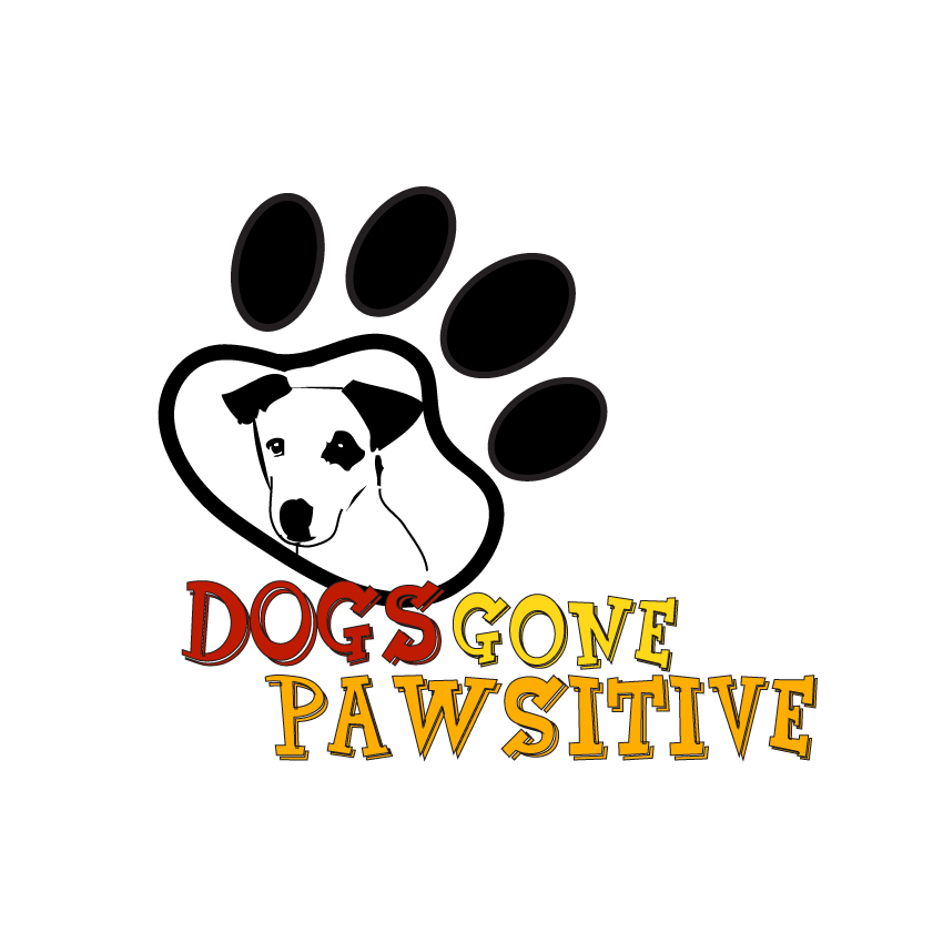 Logo Design by Private User - Entry No. 22 in the Logo Design Contest Happy Playful Dog Logo.