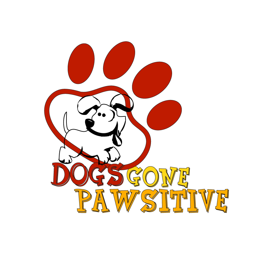 Logo Design by Private User - Entry No. 23 in the Logo Design Contest Happy Playful Dog Logo.