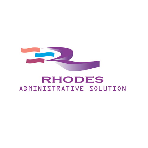 Logo Design by rythmx - Entry No. 87 in the Logo Design Contest Rhodes Administrative Solutions.